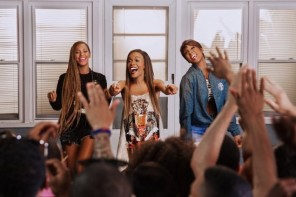 "NEW VIDEO: Michelle Williams ft. Beyonce & Kelly Rowland ""Say Yes"""