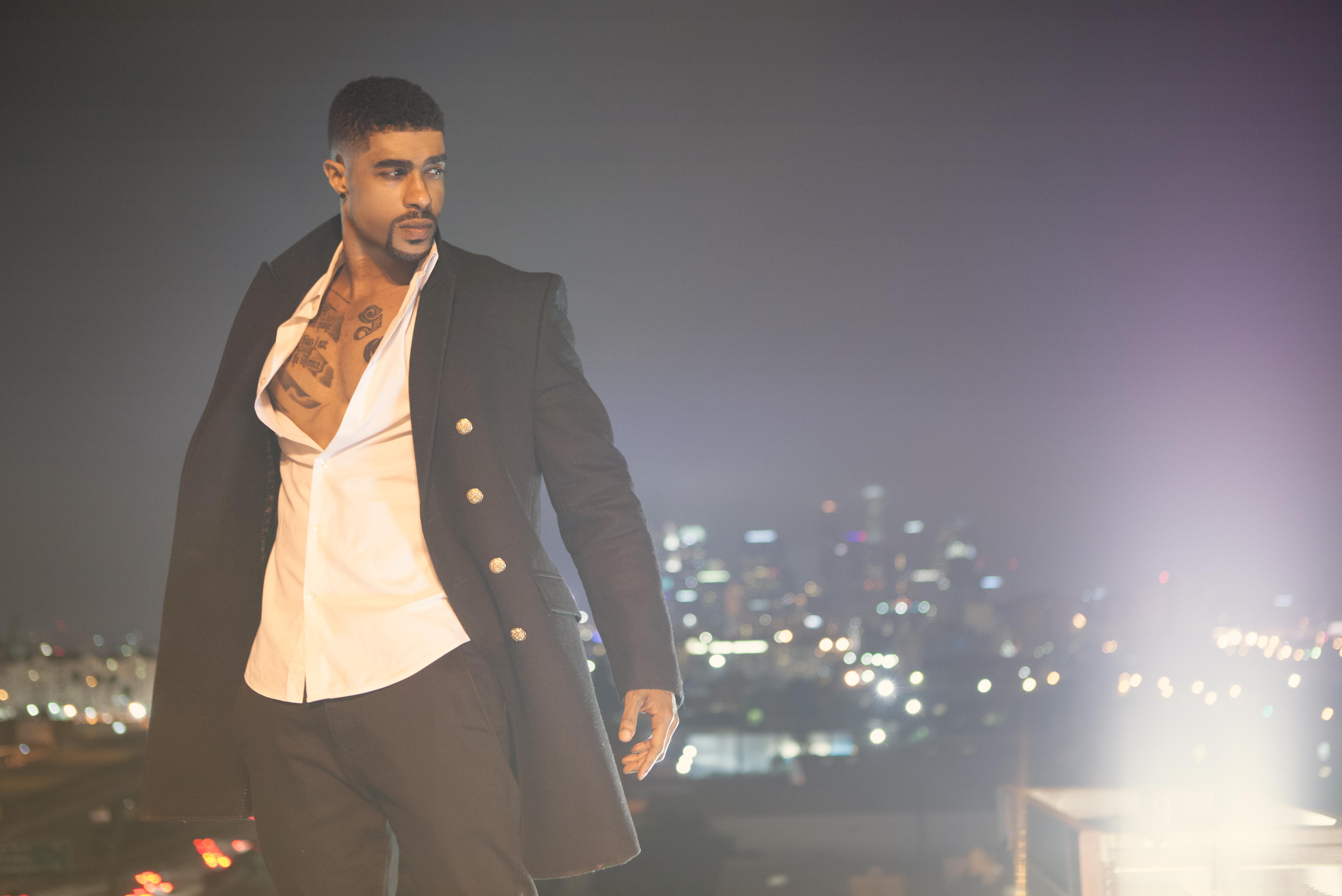 Acclaimed Singer & Dancer, Alvester Martin Stars in Michael Jackson's New Video