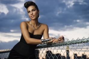 "NEW MUSIC: Alicia Keys' ""Somewhere in the City"""